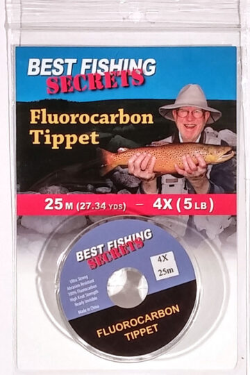 4X (5lb.) Fluorocarbon