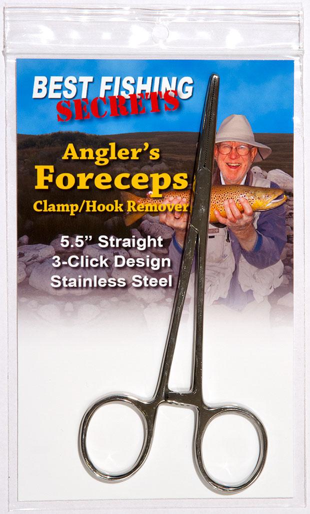 Angler's Foreceps