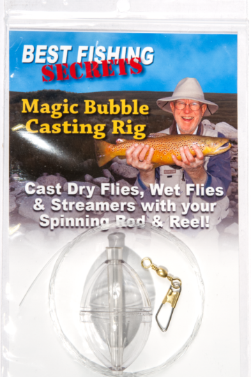 Magic Bubble Casting Rig